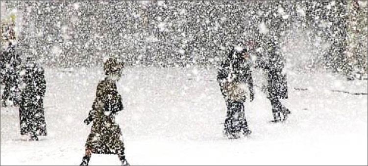 снег-идет
