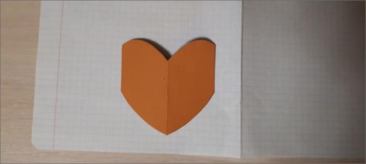 шаблон-сердечко