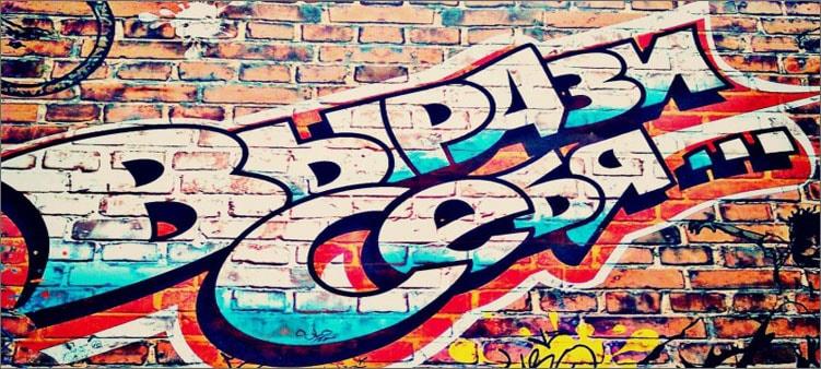 граффити-на-стене