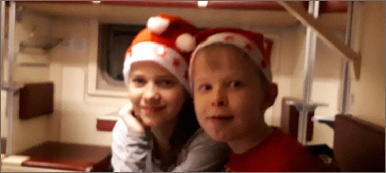 дети-в-поезде