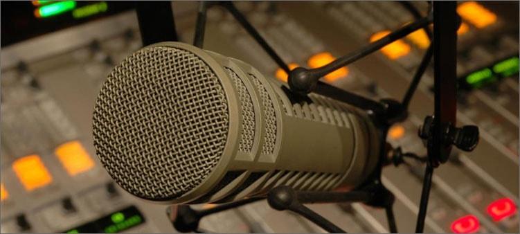 микрофон-на-радио