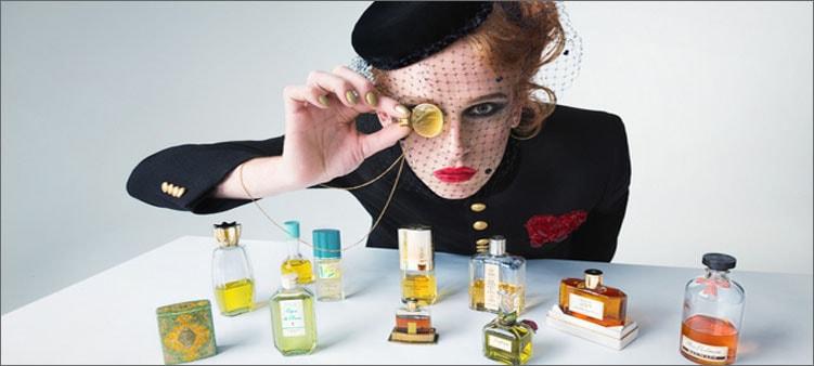 дегустатор-парфюма