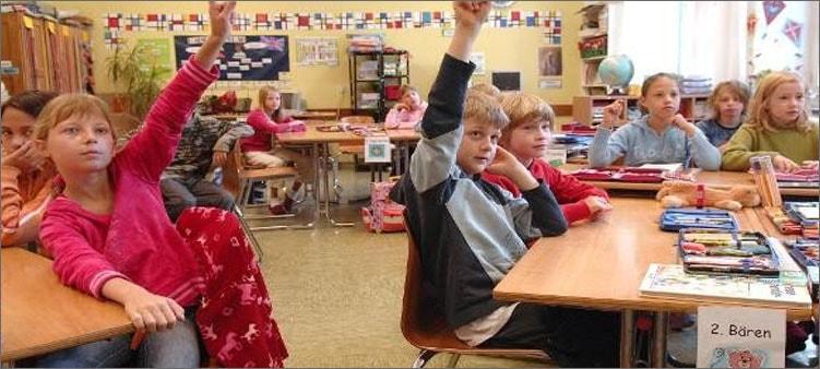 дети-в-немецкой-школе