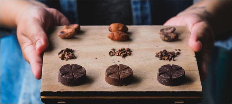 дегустатор-шоколада