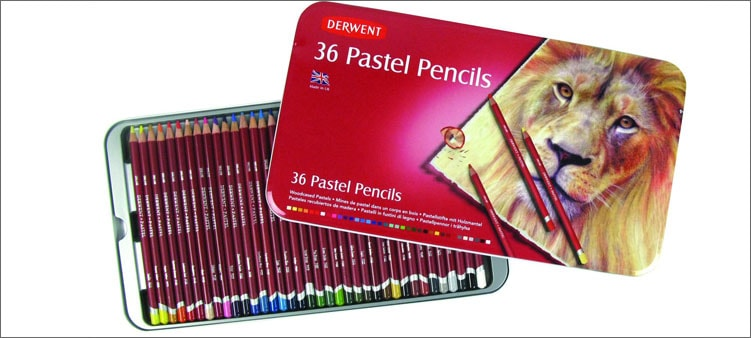 Derwent-карандаши