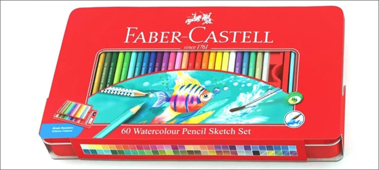 Faber-Castell-карандаши