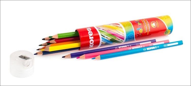 kores-карандаши