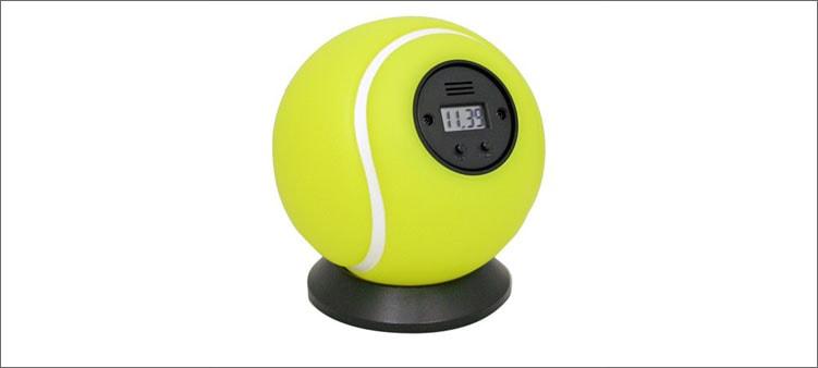 будильник-мяч