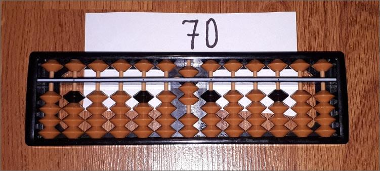 семьдесят-на-абакусе