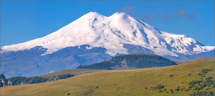 гора-эльбрус