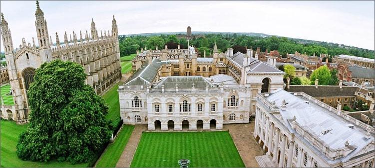 кембридж-англия