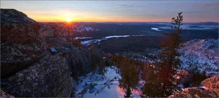 уральские-горы
