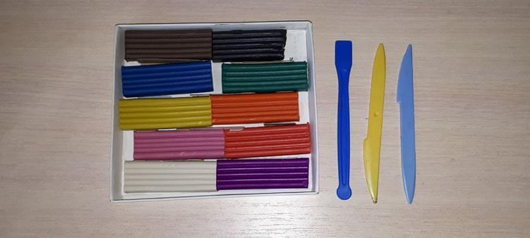 пластилин-и-ножички